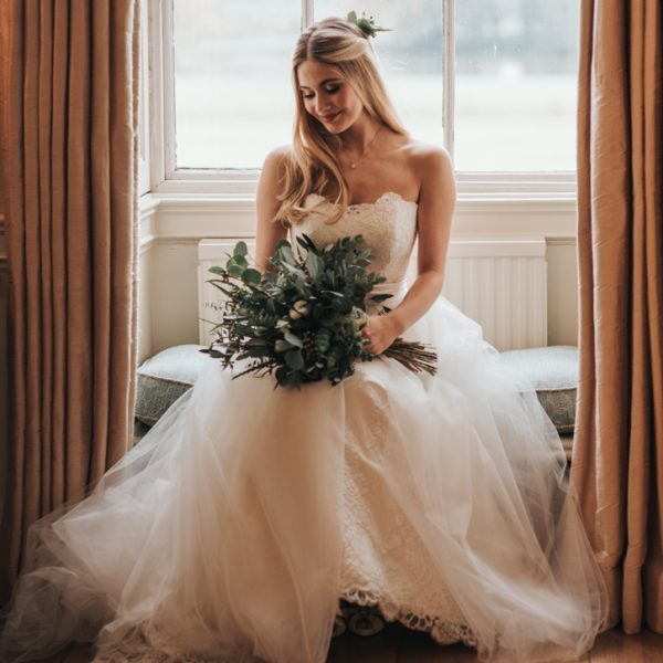 Norwood Park Wedding - Botanical Styled Shoot