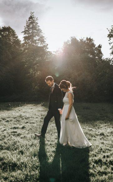 Ilam Hall Wedding