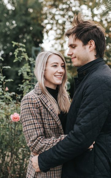 Engagement shoot - and why you need one