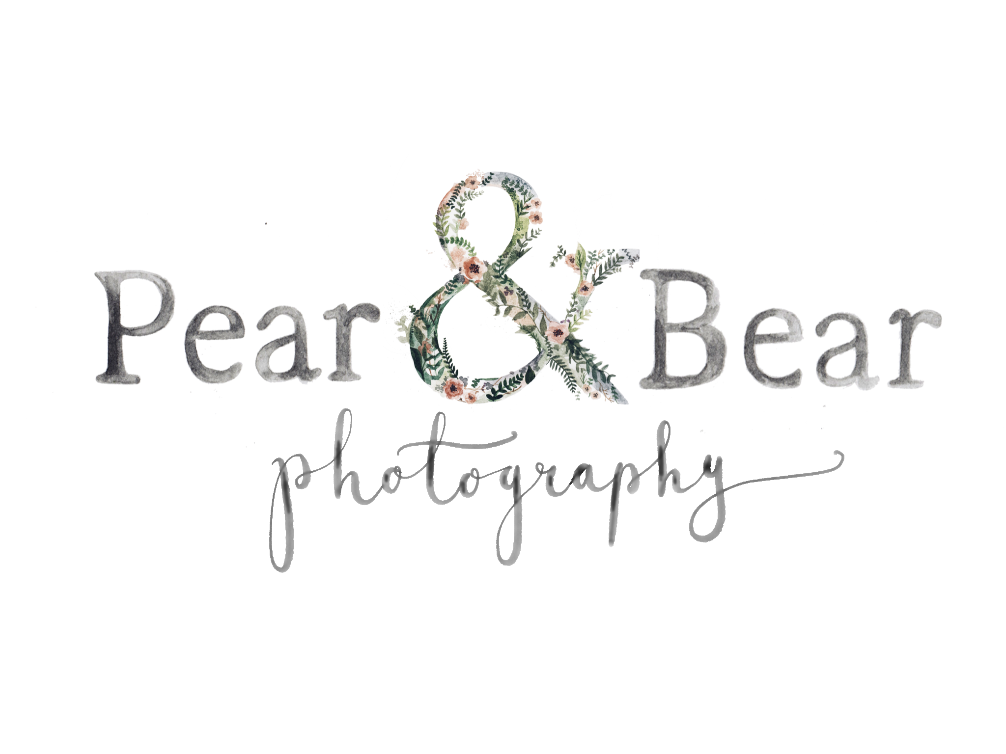 Pear & Bear Photography