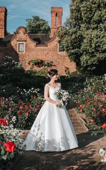 Thrumpton Hall wedding