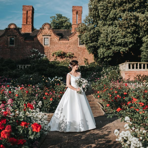 Thrumpton Hall wedding