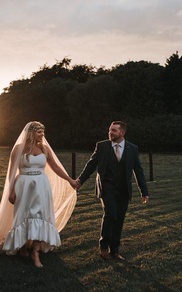 Summer Hazel Gap Barn wedding