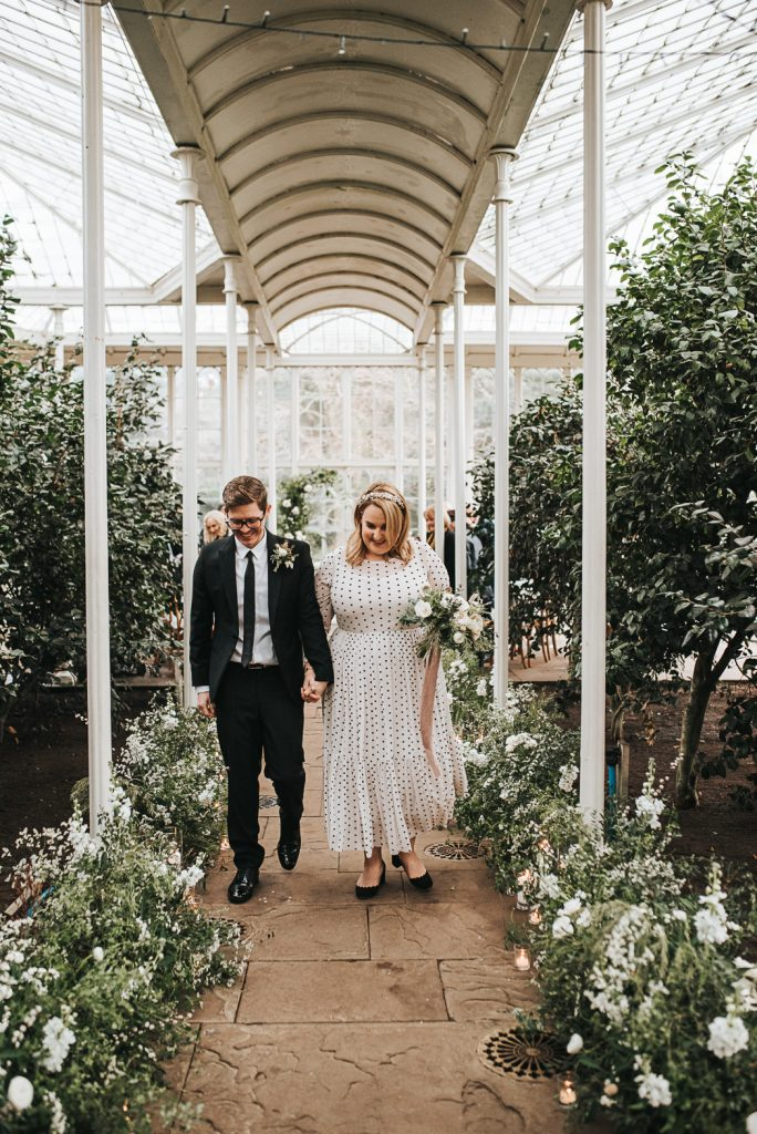 Wollaton Hall wedding