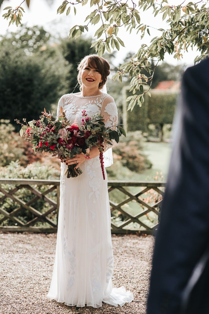 Doddington Hall wedding